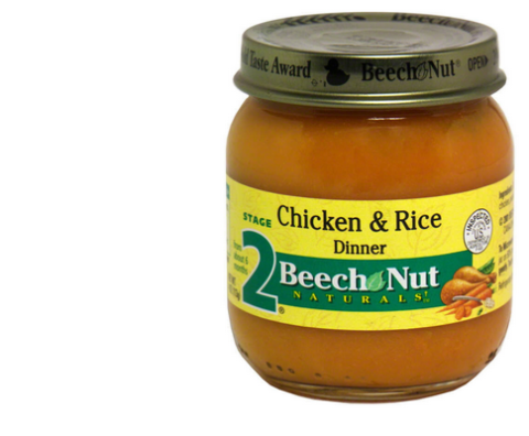 Beech Nut Baby Food Sale