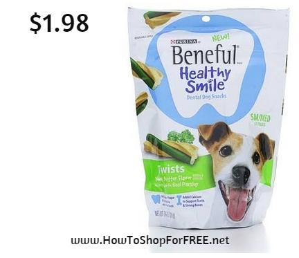 beneful healthy smile 1.98