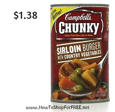 campbell's chunky 1.38