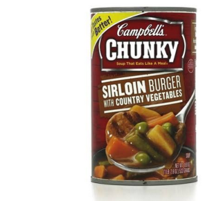 campbell's chunky soup-