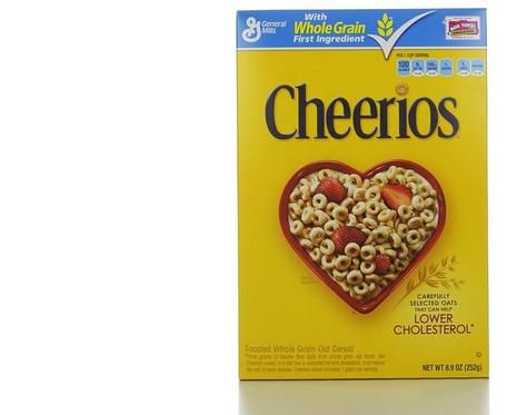 cheerios--