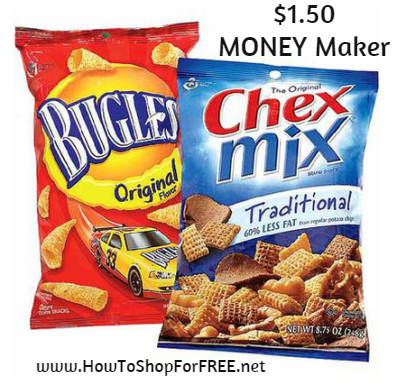 chex and bugles mm