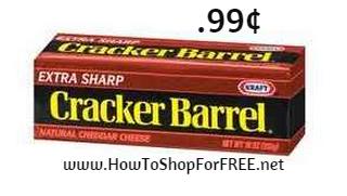 cracker barrel .99