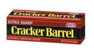 $1.00 Cracker Barrel Cheese @ Winn-Dixie!