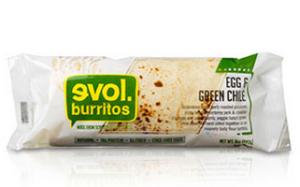 evol breakfast burrito--