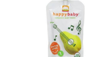Smoking hot deal Happy Baby Clearly Crafted Pouches