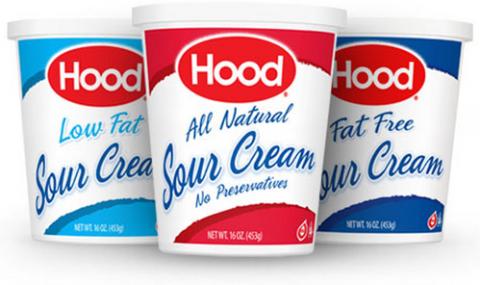 hood sour cream--