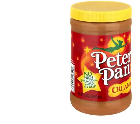 peter pan peanut butter--
