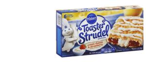 pillsbury toaster studel