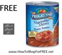 FREE Soup at Shaw's