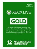HOT DEAL!    XBOX Line Gold $36.00