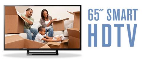 65in tv
