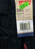 WHOOP!!!  Levis Jeans for just $4.89  RUN!!