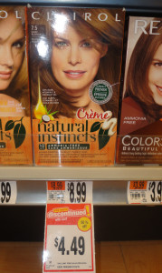 Clairol Select Clearance