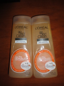 L'Oreal Cleansing Scrub