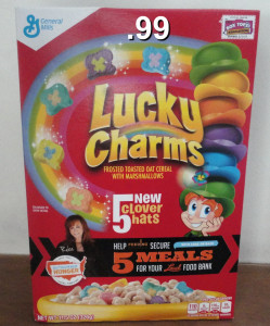 Lucky Charms .99