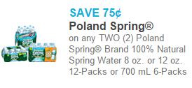 Poland springs q