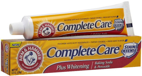 a&H toothpaste picture