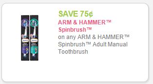 arm & hammer spin brush q