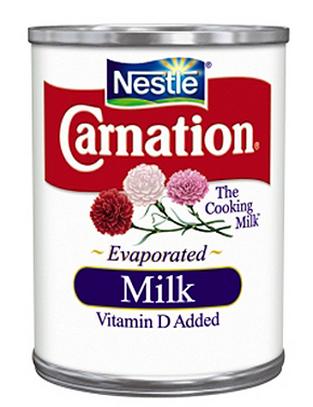 carnation evpmilk