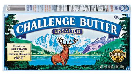 challenge butter picture