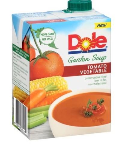 dole soup