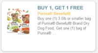 Beneful NEW Printables (including BOGO dry dog food)