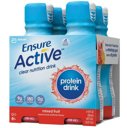 ensure active