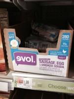 $0.66 EVOL Breakfast Sandwiches @ Target thru 8/6
