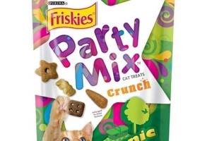 Kmart Free Friday Fix ~ Friskies Party Mix Treats!
