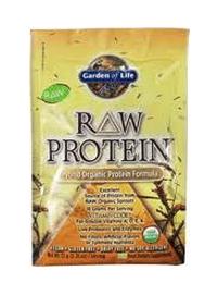 garden raw protien