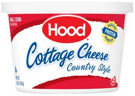 Hood Cottage Cheese 105 At Market Basket
