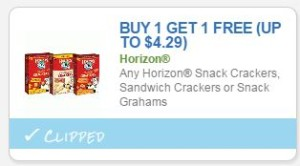 horizon coupon