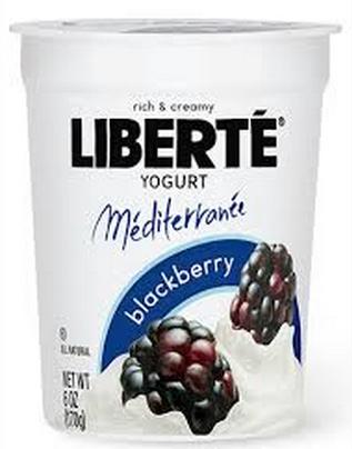 liberet yogurt