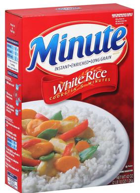 minuet rice
