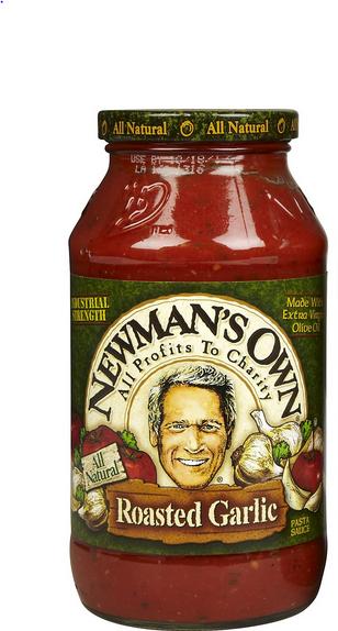 newman own pasta sauce