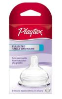 .65 Overage On Playtex Nipples At Walmart