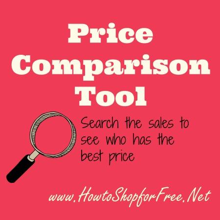price comparison tool