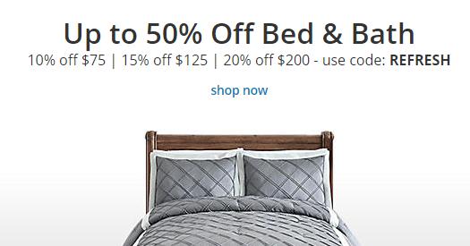 sears bedbath