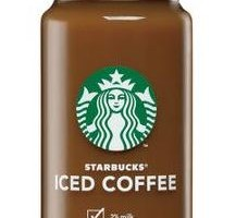 HOT! *New* $1/1 Starbucks Iced Coffee single printable! +deals!