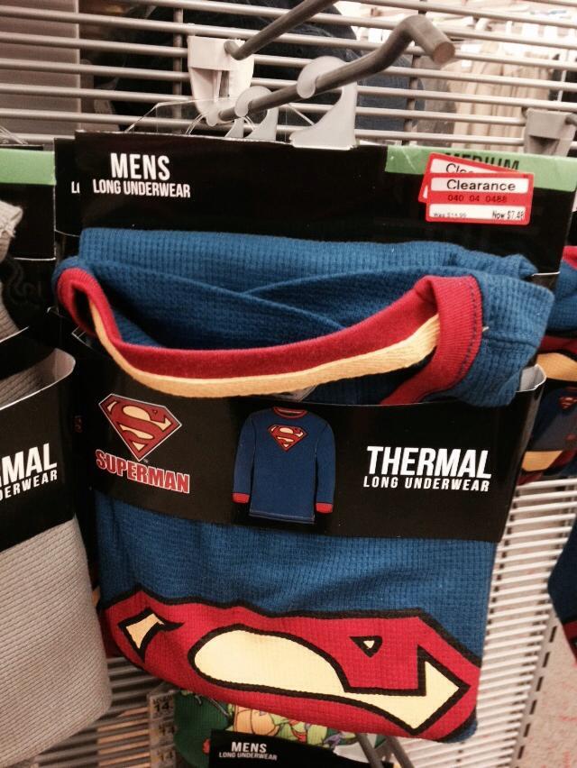 super man thermal