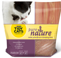 FREE Tidy Cats Pure Nature Cat Litter