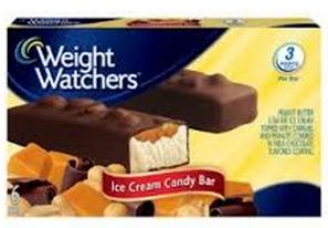 weight watchers ice cream novlieties