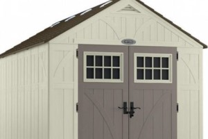 8 x 13 Craftsman Shed $1368