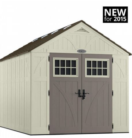 813 shed