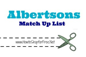 Albertsons – Aug 1 – 7