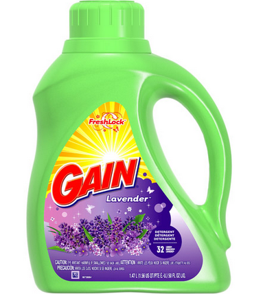 Gain Liquid Laundry Detergent 50 Oz 99c At Stop Shop