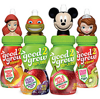 Good 2 grow juice