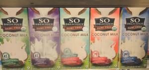 SO delicious coconut milk