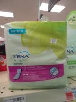 Tena Pads $2.00 each at CVS